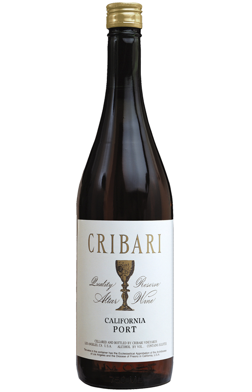 Port - Cribari Altar Wine
